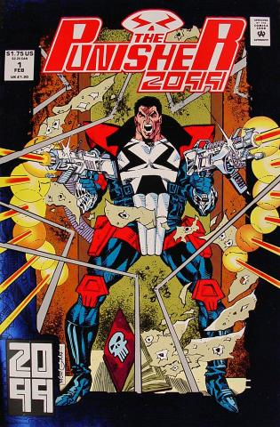 The Punisher 2099