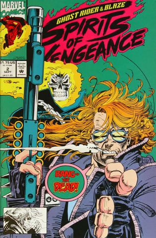 Ghost Rider & Blaze: Spirits Of Vengeance