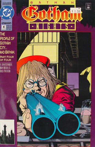Gotham Nights, #4
