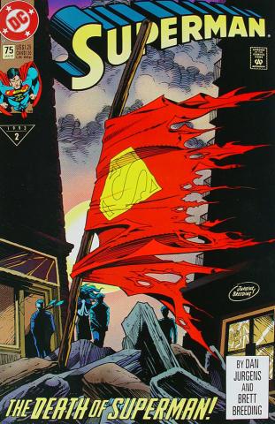 Superman, #75