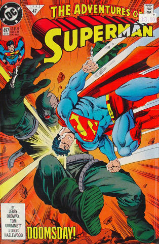 The Adventures of Superman #497