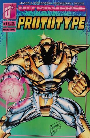 Malibu Comics: Prototype
