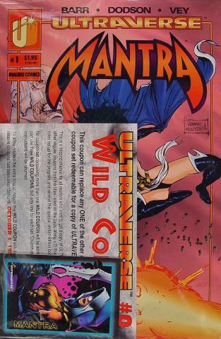 Malibu Comics: Mantra