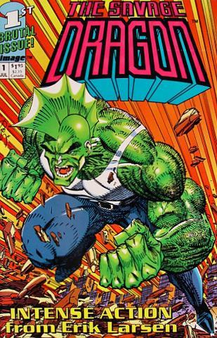 Image Comics: The Savage Dragon #1