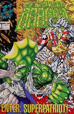 Image Comics: The Savage Dragon #2