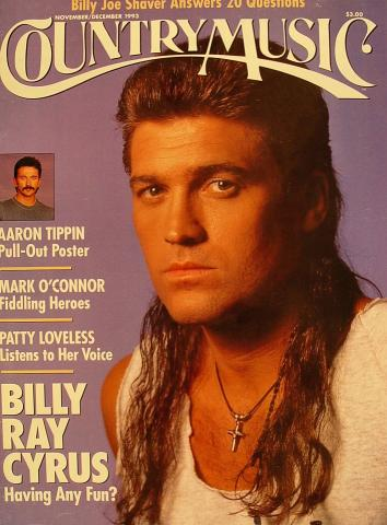 Country Music Magazine November 1993