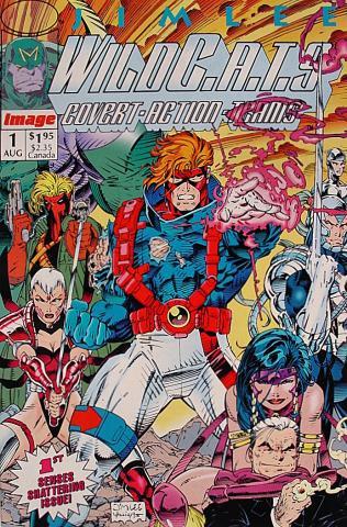 Image Comics: WildC.A.T.S Covert Action Teams #1