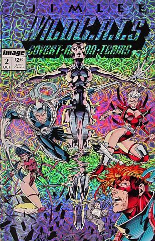 Image Comics: WildC.A.T.S Covert Action Teams #2