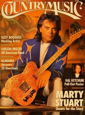 Country Music Magazine September 1994