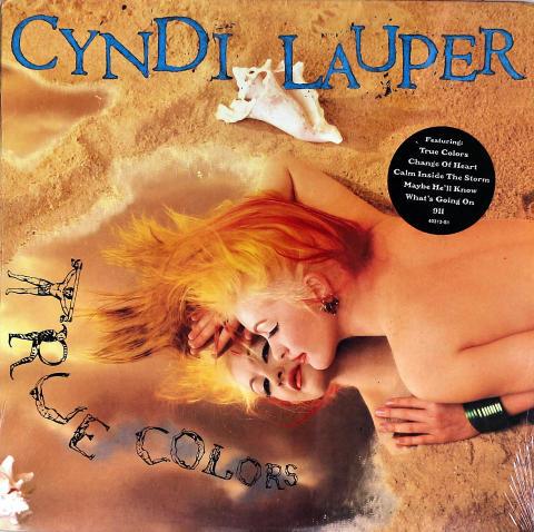 "Cyndi Lauper Vinyl 12"""