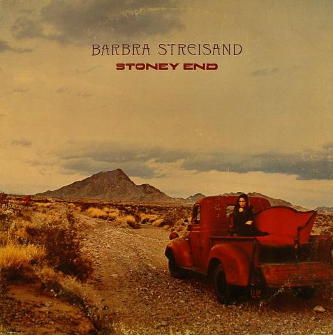 "Stoney End Vinyl 12"" (Used)"