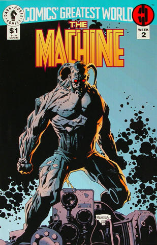 Comics' Greatest World: The Machine