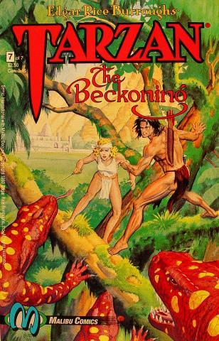 Tarzan: The Beckoning