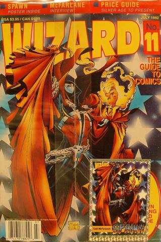 Wizard: The Guide To Comics #11
