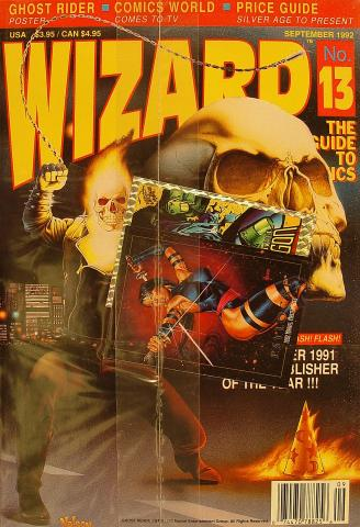 Wizard: The Guide To Comics #13