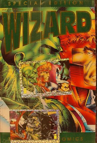 Wizard: The Guide To Comics Special Edition Comic Book