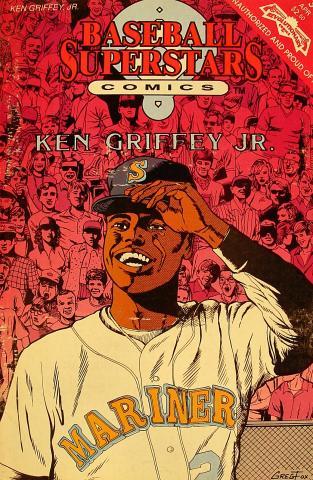 Baseball Superstars Comics