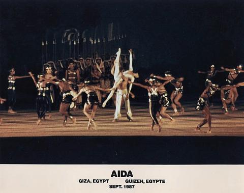 Aida Promo Print