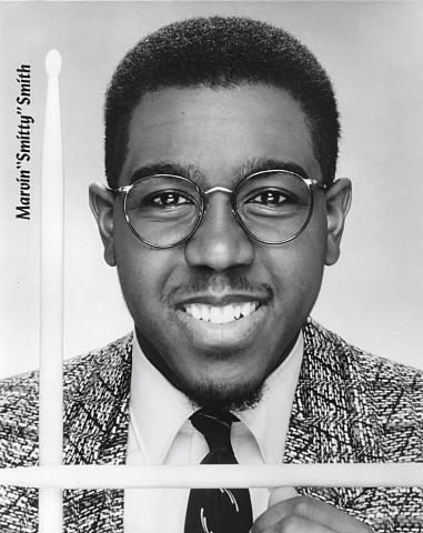 "Marvin ""Smitty"" Smith Promo Print"