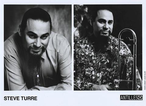 Steve Turre Promo Print