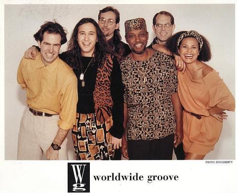 Worldwide Groove Promo Print