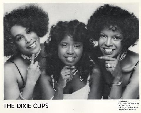 The Dixie Cups Promo Print