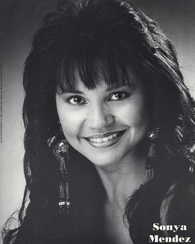 Sonya Mendez Promo Print
