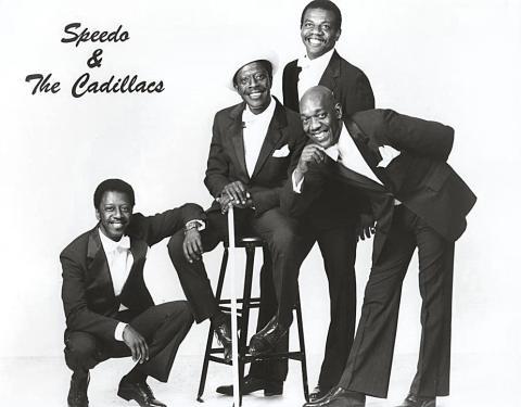 Speedo & The Cadillacs Promo Print