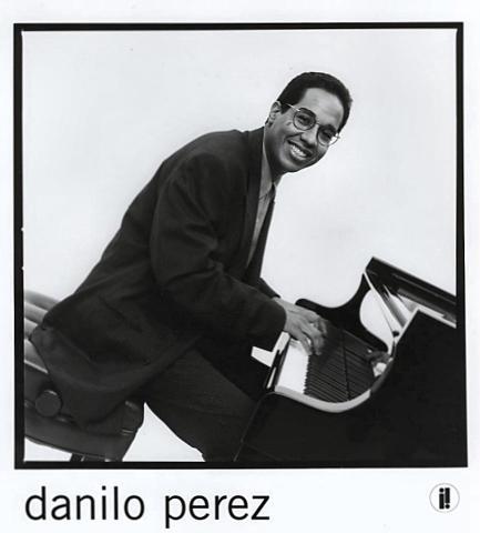 Danilo Perez Promo Print