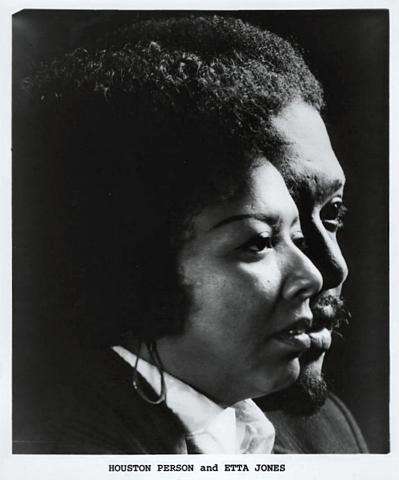 Etta Jones Promo Print