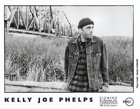 Kelly Joe Phelps Promo Print