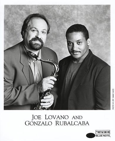 Joe Lovano Promo Print