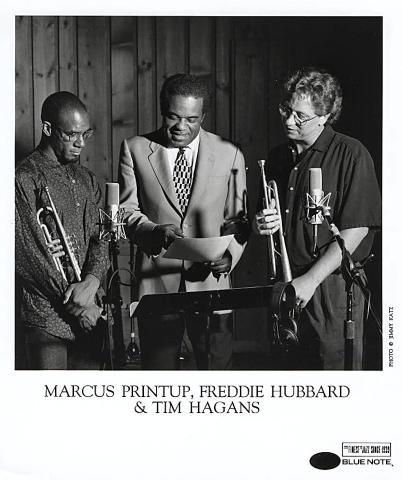 Marcus Printup Promo Print