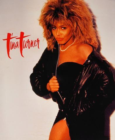 Tina Turner Program