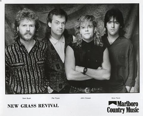 New Grass Revival Promo Print