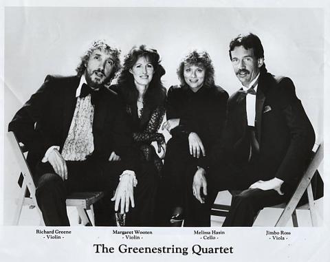 The Greenestring Quartet Promo Print