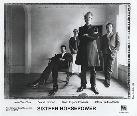 16 Horsepower Promo Print
