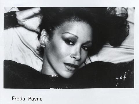 Freda Payne Promo Print
