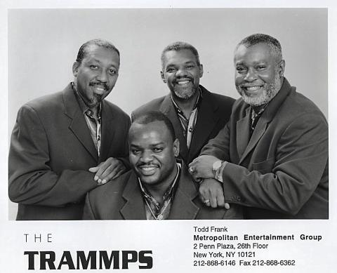 The Trammps Promo Print