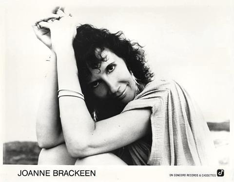 Joanne Brackeen Promo Print