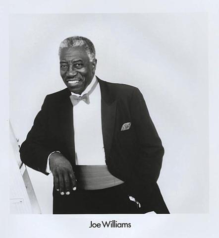 Joe Williams Promo Print