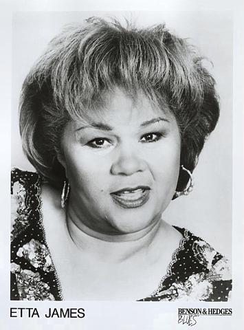 Etta James Promo Print