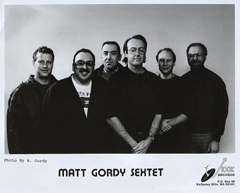 Matt Gordy Sextet Promo Print
