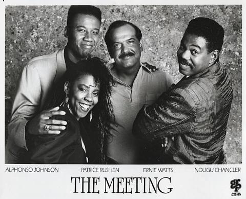 The Meeting Promo Print