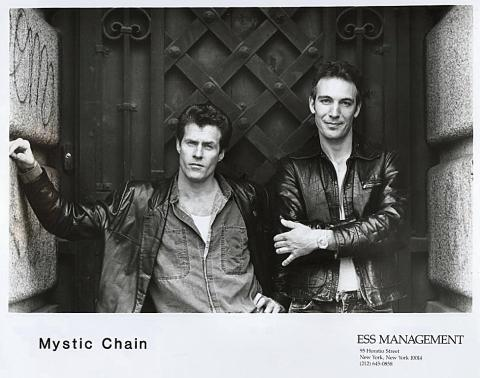Mystic Chain Promo Print