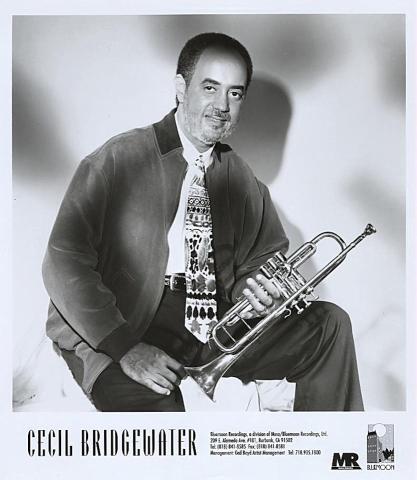 Kenny Blake Promo Print