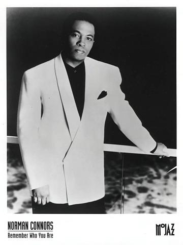 Norman Connors Promo Print