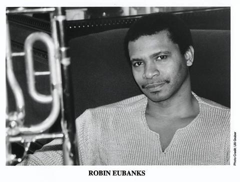 Robin Eubanks Promo Print