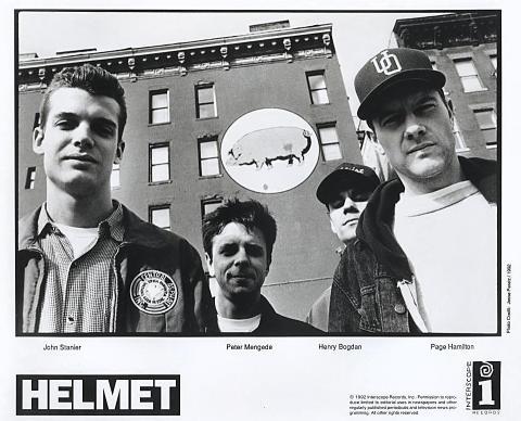 Helmet Promo Print