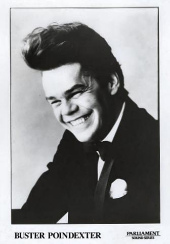 Buster Poindexter Promo Print